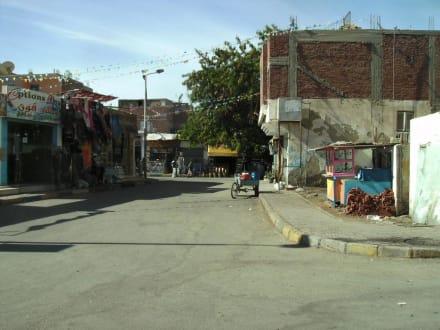 Downtown - Zentrum Hurghada