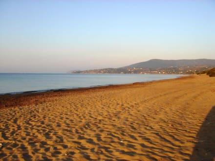 Sonnenaufgang am Saga Beach - Zaga Beach
