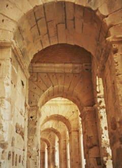 Römisches Amphitheater von El Djem - Amphitheater