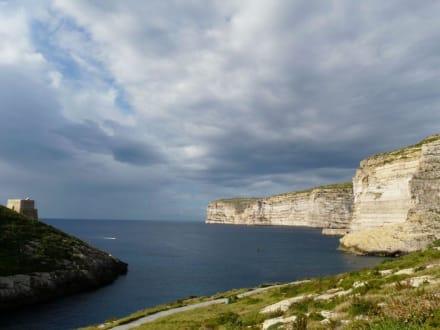 Sudküste Gozo's - Azur Window (existiert nicht mehr)
