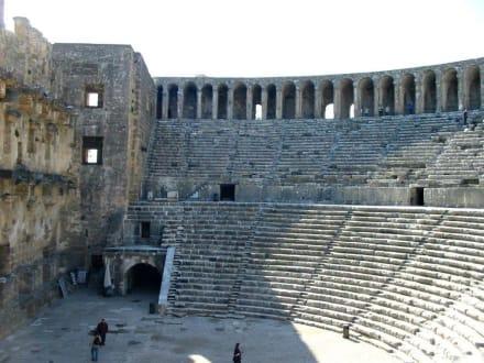 Theater Aspendos - Theater von Aspendos