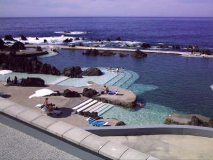 Meerwasserschwimmbecken Moniz - Meerwasserschwimmbecken