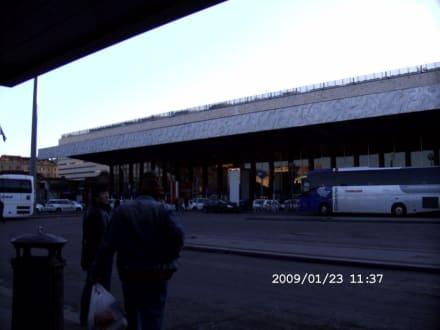 Außenansicht - Bahnhof Termini