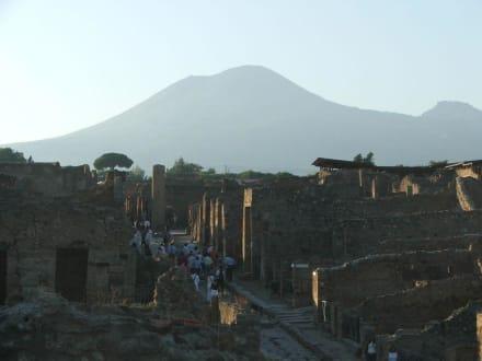 Berg/Vulkan/Gebirge - Das antike Pompeji