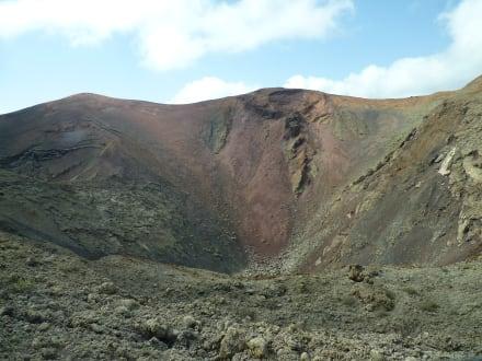 Sonstiges - Nationalpark Timanfaya (Feuerberge)