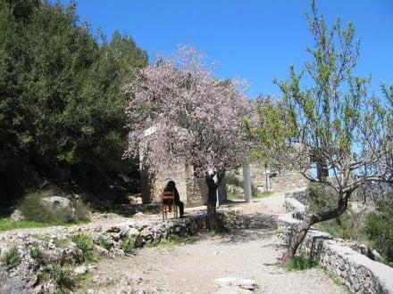 Lashiti Hochebene Kreta - Zeus Höhle/Dikteon Andron/Psychrohöhle