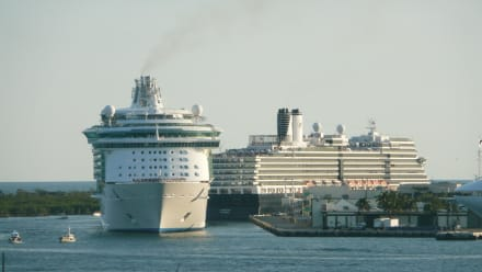 Liberty otS in Fort Lauderdale - Liberty of the Seas