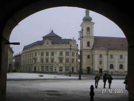 Altstadt - Großer Ring / Piața Mare