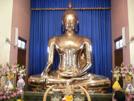 Golden Buddha Wait Traimit - Wat Traimit / Goldener Buddha