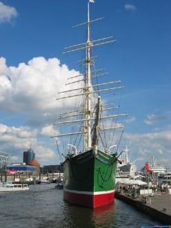 Rickmer Rickmers - Rickmer Rickmers Museumsschiff