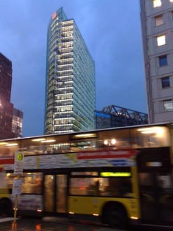 Sony Center am Potsdamer Platz - Sony Center