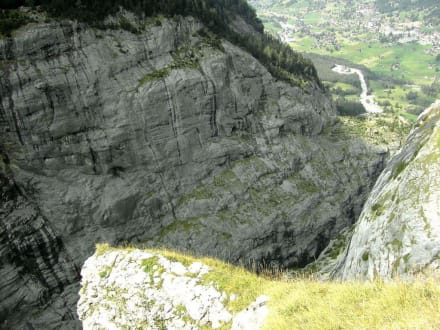 Grindelwald - Spektakuläre Gletscherschlucht (6) - Gletscherschlucht Grindelwald