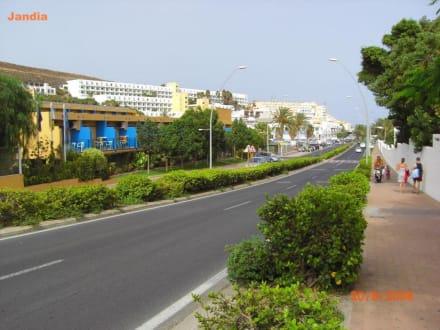 Jandia-Ort - Einkaufen & Shopping