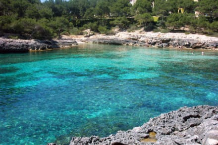 Bucht Cala Barca - Cala sa Barca