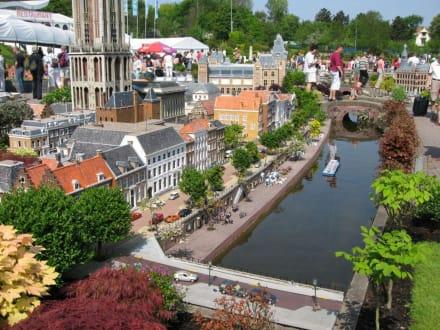 Amsterdam in kleinformat - Madurodam