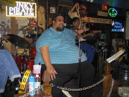 Musikclub - The Funky Pirate Blues Club