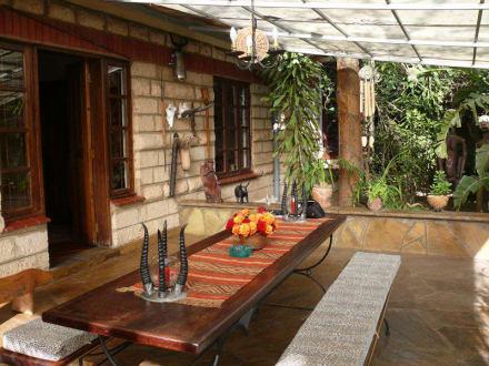 outdoor k che bauen die folien abdeckung schritt 8 von 9. Black Bedroom Furniture Sets. Home Design Ideas