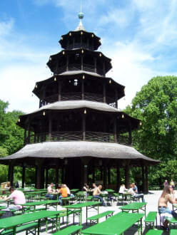 Chinesischer Turm - Englischer Garten