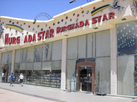 Shopping Center Hurghada Star - Einkaufen & Shopping