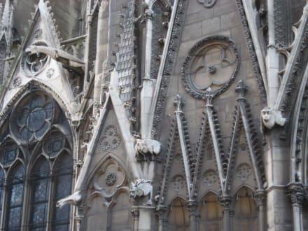 Verzierungen - Notre Dame