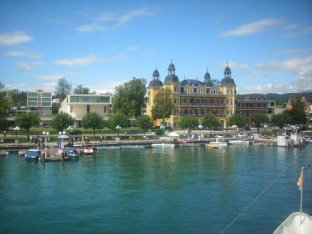 Velden am Wörther See (Schloss) - Schloss am Wörthersee