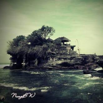 Tanah Lot Tempel Bali - Tempel Tanah Lot