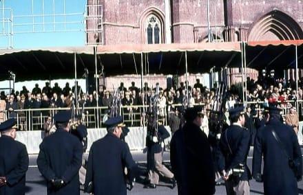 Die Honoratioren von La Plata - Unabhängigkeitstag