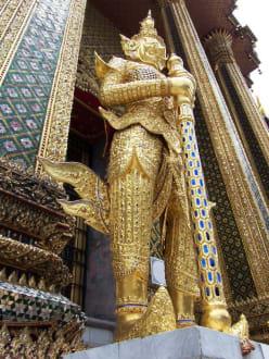 Wächter - Wat Phra Keo und Königspalast / Grand Palace