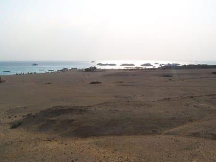 Ausblick von Giftun - Giftun / Mahmya Inseln