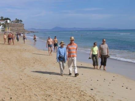 Hier gibt es keine Kleiderordnung - Playa de Cofete