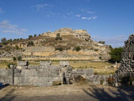 Die Ruinen von Tlos - Tlos