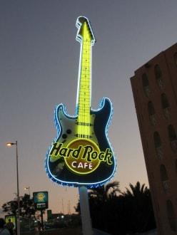 Neu in Playa De Ingles - Hard Rock Café (geschlossen)