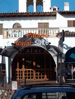 Rriu Palace und Royal Suite - Riu Palace