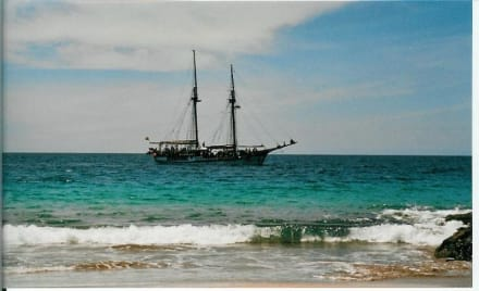 Playa de Papagayo - Playa de Papagayo