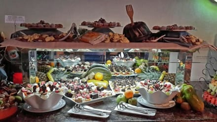 Nachspeissenbuffet Kanarischerabend -