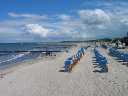 Strand von Kühlungsborn - Strand Kühlungsborn