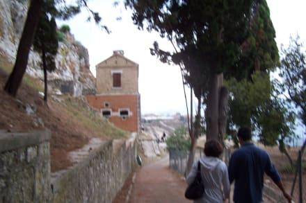 Auf der Burg - Korfu (Stadt)/Kerkyra