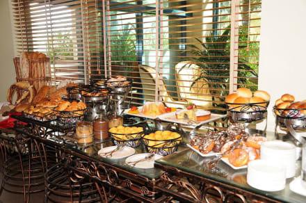 Restaurant & Buffet - Kempinski Hotel Ajman