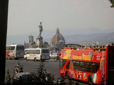 Tempel/Kirche/Grabmal - Piazza Michelangelo