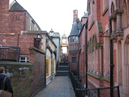 Chester - Altstadt Chester