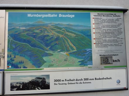 View picture - Cable car ride to Wurmberg