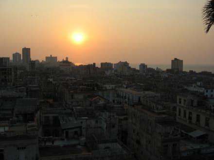 Sonnenuntergang in Havanna (2) - Altstadt Havanna