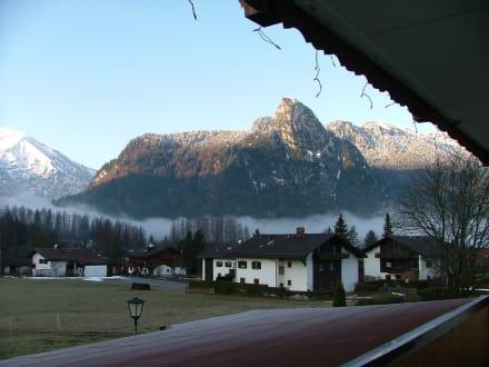 Ausblick - Hotel Arnika