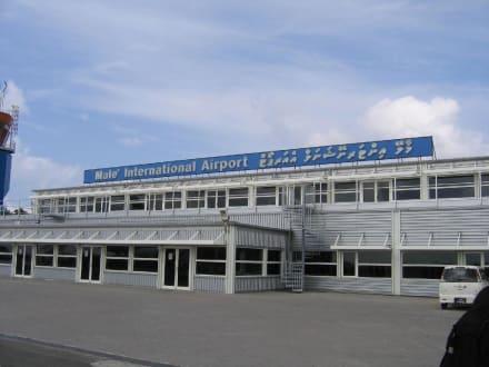 Flughafen Malediven - Flughafen Malé (MLE)