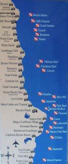 Hotelplan und Tauchgebiete von Punta Cana - Ausflüge & Touren
