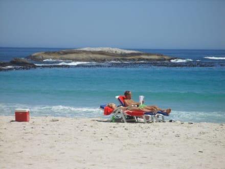 Schöner Strand - Strand Camps Bay