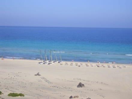 Strand vor Iberostar Fuerteventura Palace Hotel - Strand Jandia