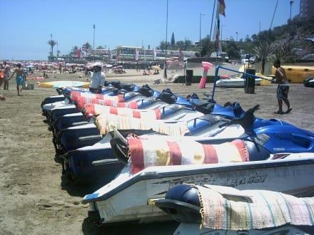 Strand - Strand Playa del Ingles
