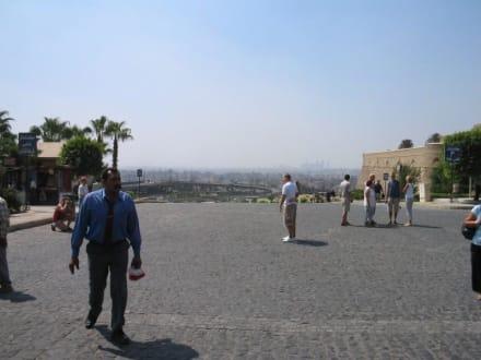 Tagesausflug-Kairo - Alabaster-Moschee / Mohammed Ali Moschee
