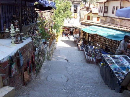 Altstadt von Antalya - Altstadt Antalya - Kaleici